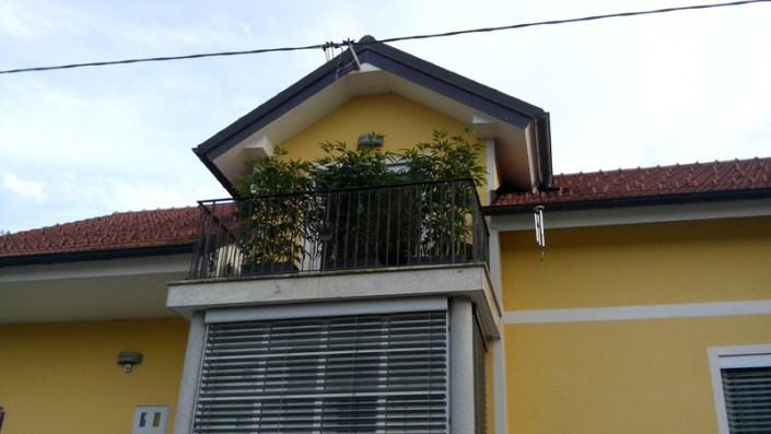 umetni bambus zunanji balkon