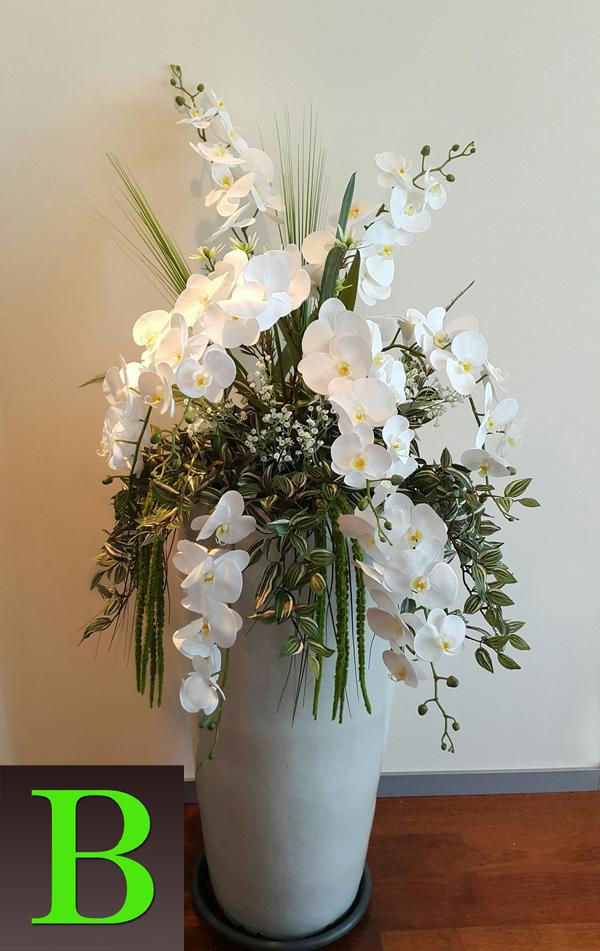 umetno cvetje aranžma dekoracija