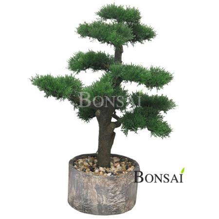 Umetni bonsai 50 cm v lončku