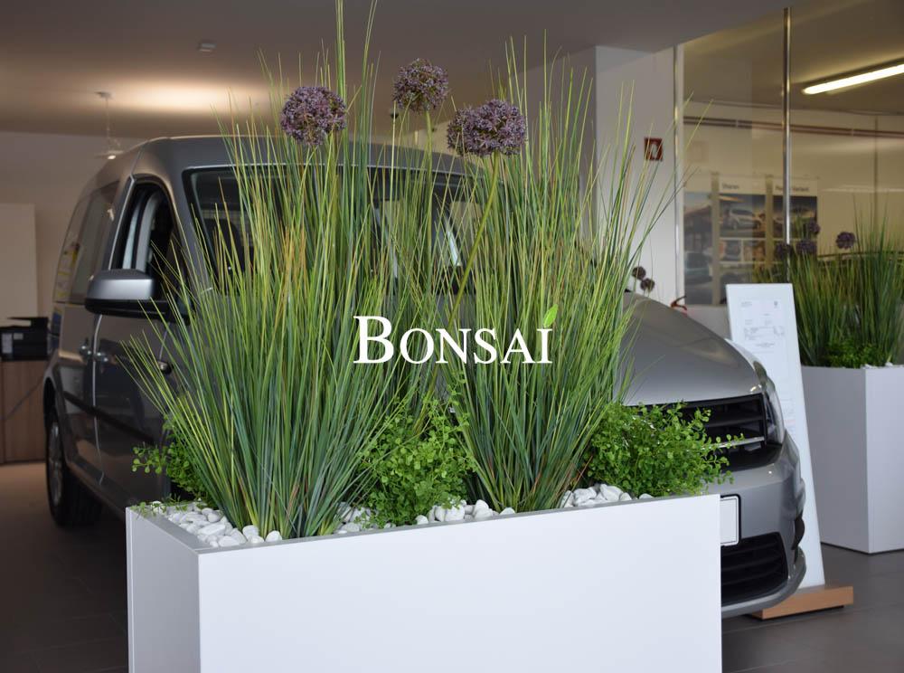 dekorativne trave - umetna trava