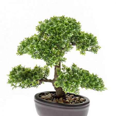 Umetni bonsai v posodi