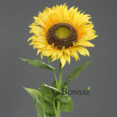 umetna sončnica 105 cm - umetna sončnica - velika sonćnica - okrasna sončnica - sončnica