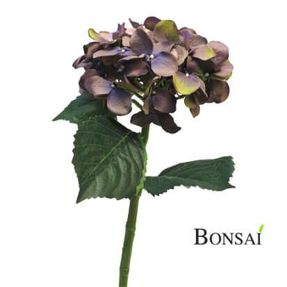 Hortenzija veja 50 - umetno cvetje - umetna hortenzija - okrasna hortenzija