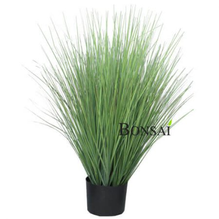 Umetna trava v loncu 78 cm - okrasna trava - visoka trava - dekorativna trava