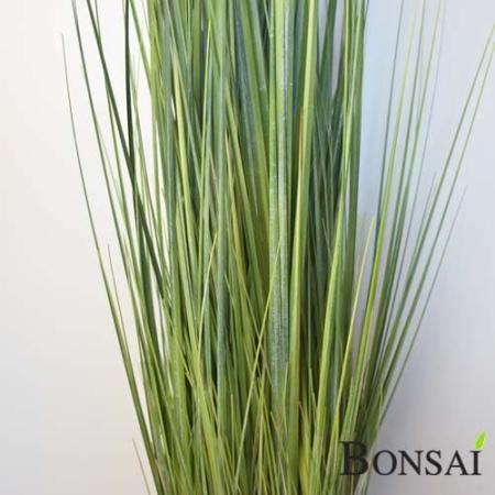Umetna okrasna trava 120 cm v lončku