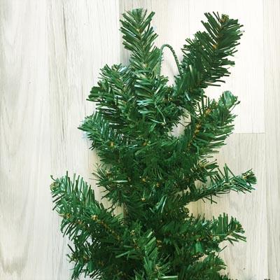 božična girlanda 270cm 200 vejic - umetna girlanda - božična plezalka - okrasna girlanda