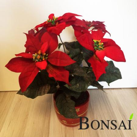 Božična ikebana 45 cm