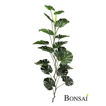 Monstera girlanda 180 cm - umetna monstera - monstera girlanda - monstera plezelka - okrasna monstera