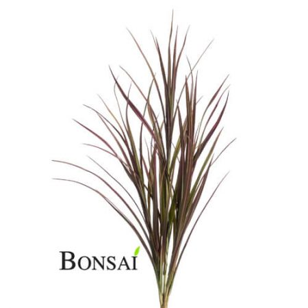 Umetna trava 90 cm z UV zaščito rdečkasta - umetna trava - visoka trava - dekorativna trava - trava z UV zaščito
