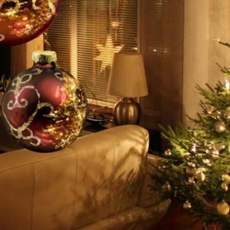 Novoletna dekoracija