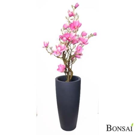Drevo magnolija 110 cm - umetno drevo - magnolija - roza magnolija