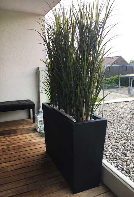 Umetna trava - zunanja ureditev okolice