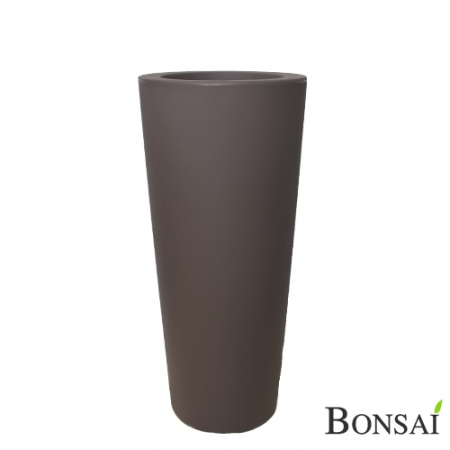 Cvetlični lonec Slim 70 cm Cappucino