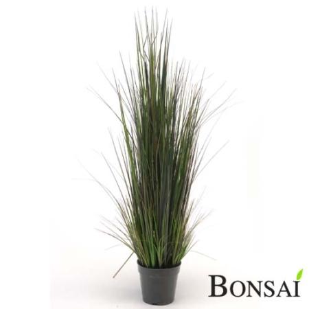 Umetna trava v lončku 90 cm - rečna trava