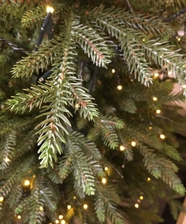Božično drevo - umetna jelka