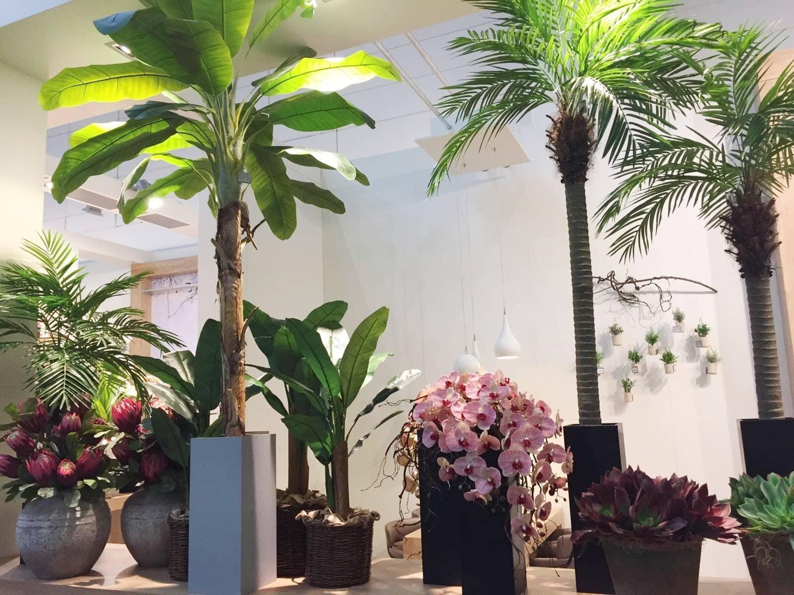 umetna drevesa in palme - umetne rože