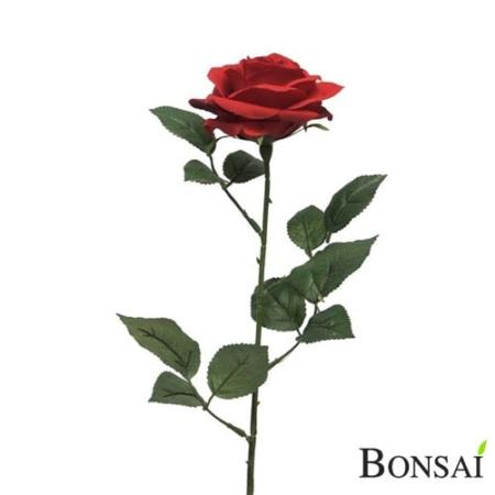 Umetna vrtnica rdeča 65 cm