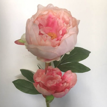 peonija - umetno cvetje