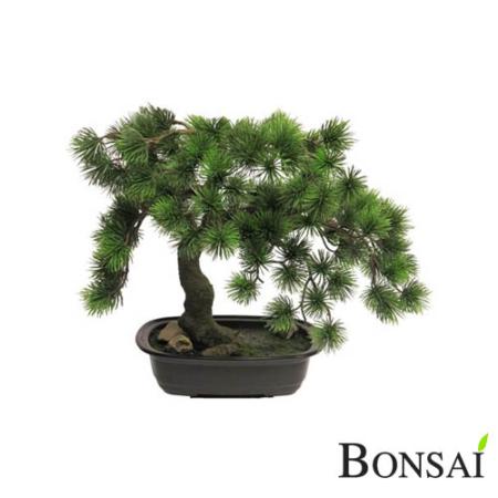 Umetni bonsai iglavec 44cm