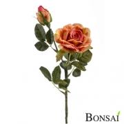 Vrtnica 47 cm oranžna