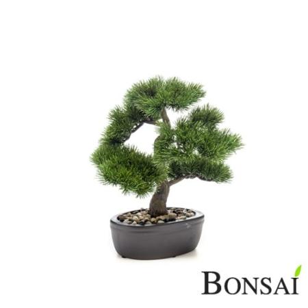 umetni bonsai 33cm Pinija