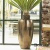 Vaza Gold 74 x 44 cm glazirana
