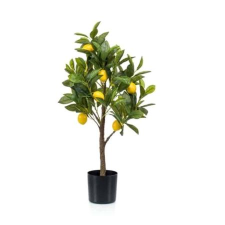 Umetno drevo limona 70cm