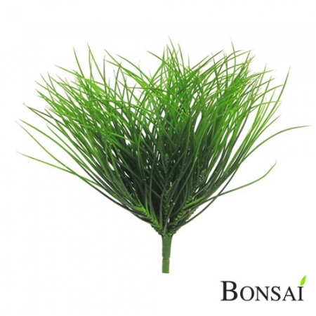 Umetna okrasna trava grmiček 36