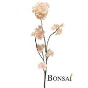 Umetna vejica cvetna 80cm light pink