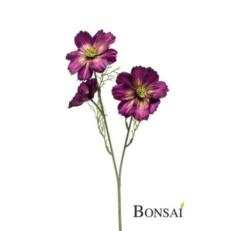 Umetna Kozmeja 60cm vijoličasta