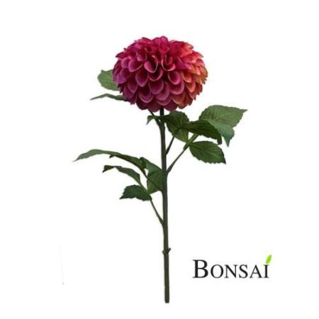 Umetna rezana Dalija 74cm roza