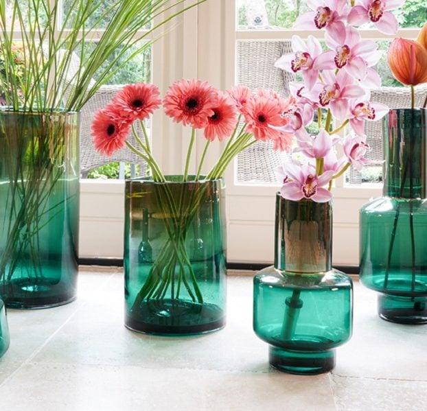 notranji cvetlični lonci in vaze