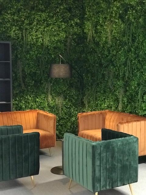 zelene stene poslovni prostor
