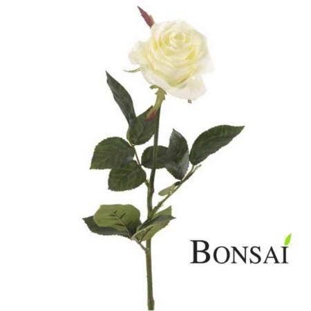 Umetna vrtnica 73 bele barve 600644 - umetno cvetje