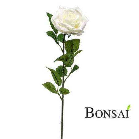 Umetna vrtnica krem 63 Mia 600640 umetno cvetje