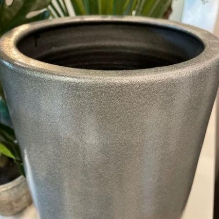srebrna vaza zoom
