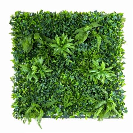 Zelena stena 100 x 100 cm Miami